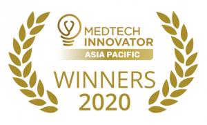 Medtech Innovator Asia Pacific Winners 2020